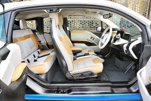 BMW i3 - First Drive