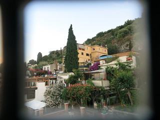 Taormina Cable road