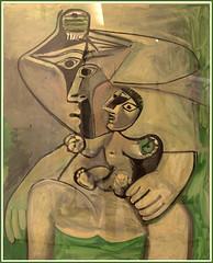 Pablo Picasso - Maternité | Paris - Musée PICASSO | Flickr