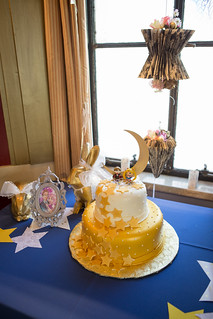 Michelle & Will's Moonlight Wedding: Sailor Moon inspired | by iamchubbybunny