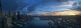 Vancouver from Burrard Bridge | by Miguel Ortiz (Thamur)