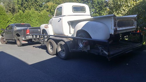 1949 Chevy with S10 swap  Beginner build with ambition! - The 1947