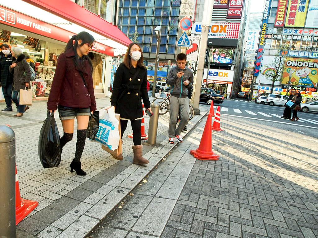 秋葉原電気街 Akihabara Electric Town