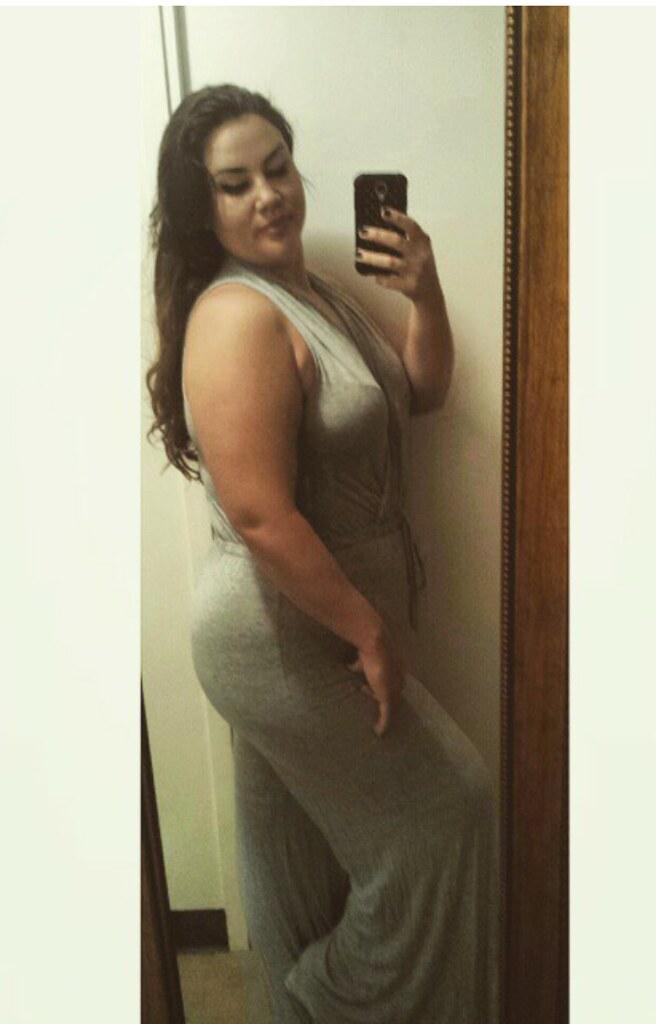 My bbw fat  playing