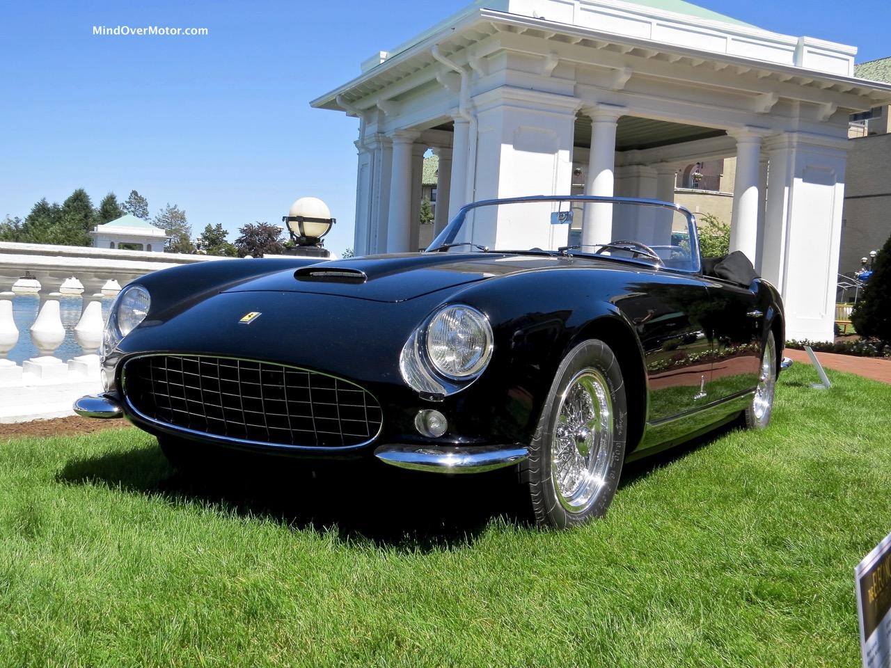 Ferrari 375 Plus Cabriolet Front 1