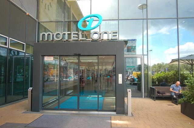 維也納 Motel One
