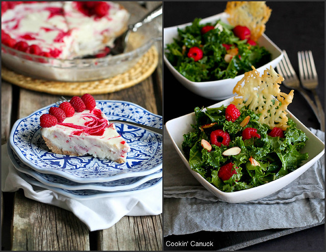 Healthy Raspberry Recipes
