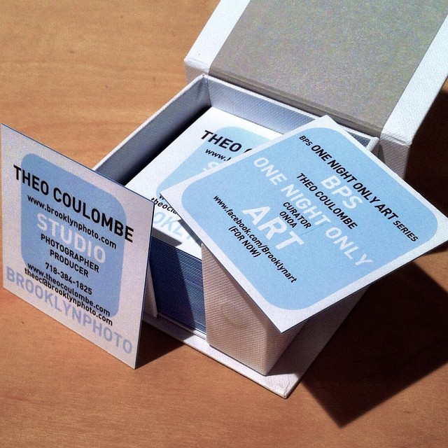 My new double sided business cards the annoying square on flickr my new double sided business cards the annoying square ones double thick with the reheart Choice Image