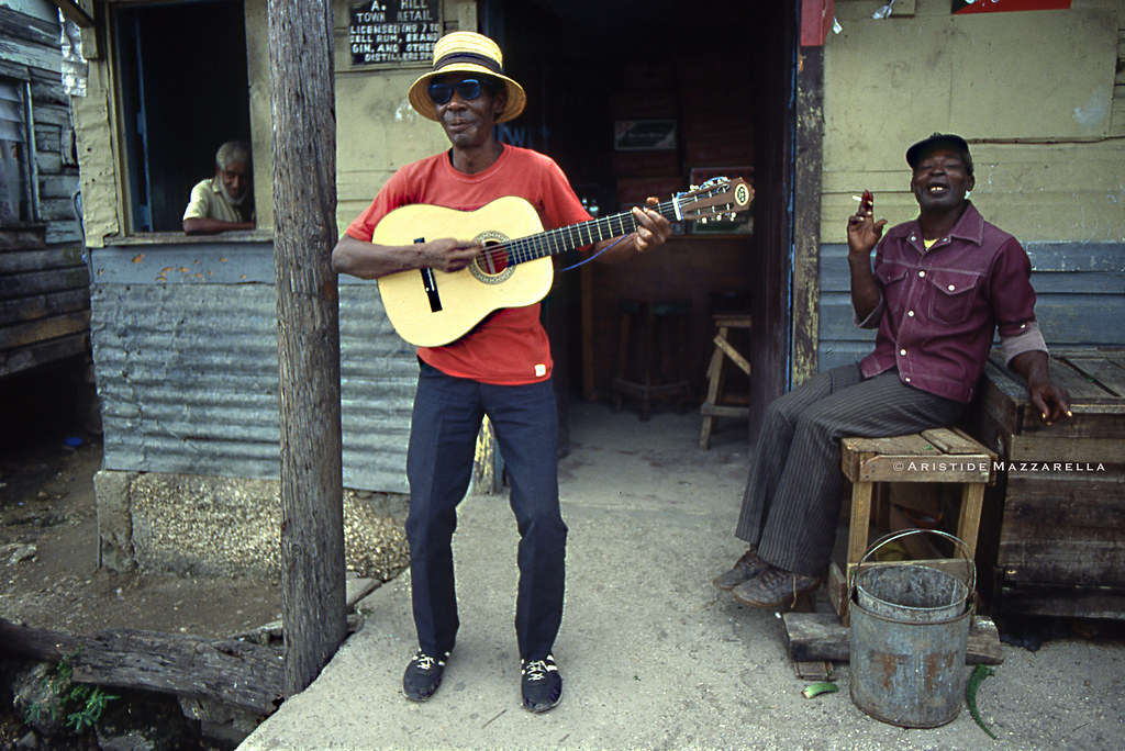 JAMAICA 1990