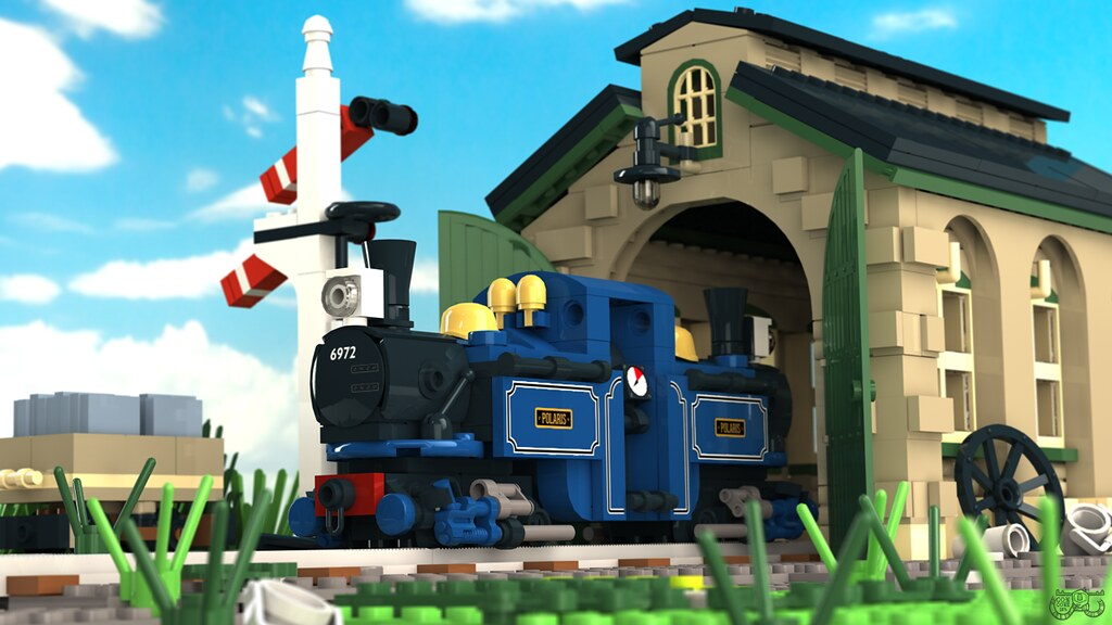 Narrow Gauge Lego Trains Flickr