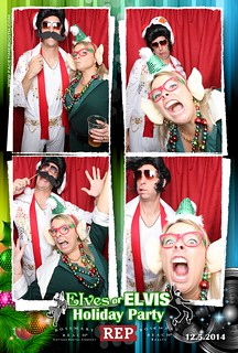 Elves or Elvis 2014 Holiday Party | by Seaside Rep Theatre