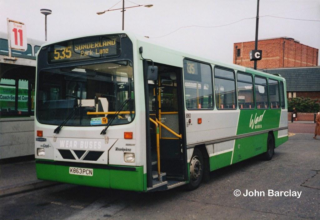 ... Go Wear Buses 8063 (K863PCN) - 15-02-98 | by peter_b2008