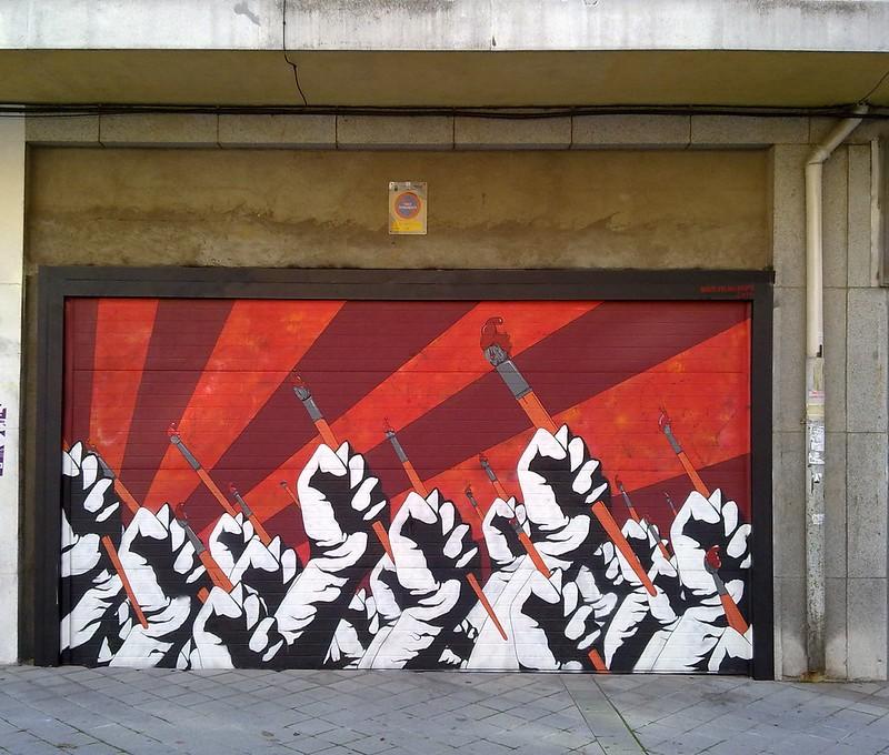 Barrio de los artistas, Salamanca