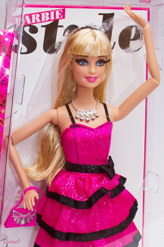 ... Barbie Style In The Spotlight   Barbie | By EleC [mickred]