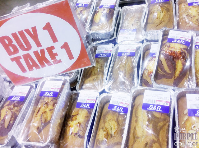 Buy 1 Take 1 on US Loaves (P169 95)