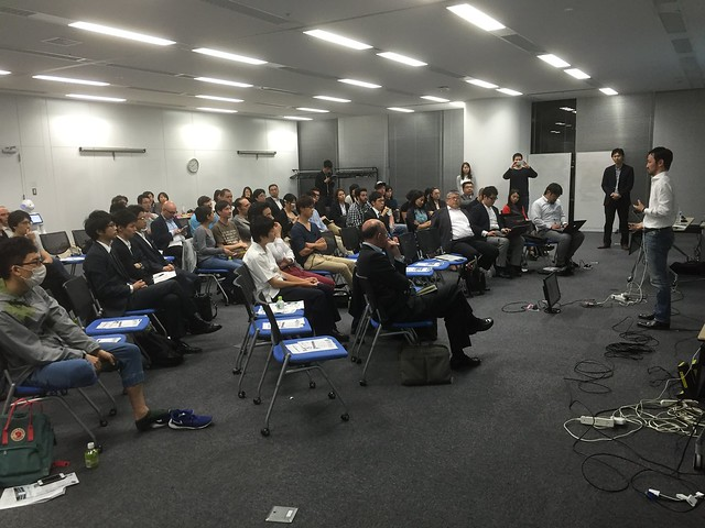 Event 20 may Orange Lab Softbank HQ