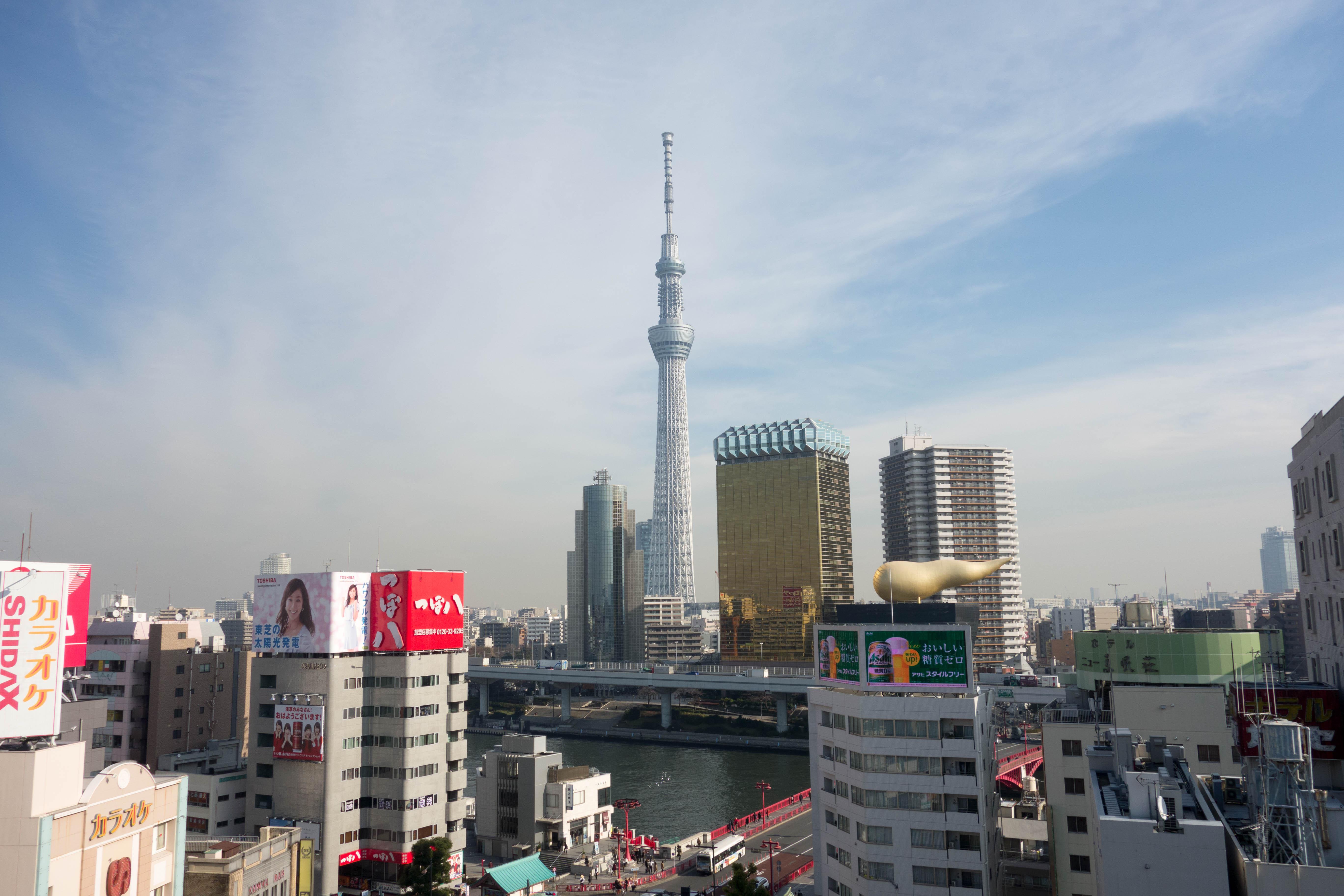 Los mejores miradores de Tokio