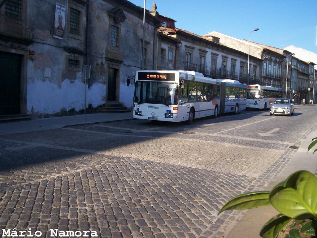 TUB 418 Mercedes - Benz 0405 GN2 57 - JR - 43 na Avenida C… | Flickr