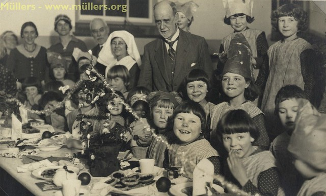 Christmas and Winter Photos From Ashley Down Orphanage and Scattered Homes Era