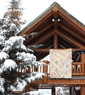 quilt-retreat-in-the-mountains | by amy smart