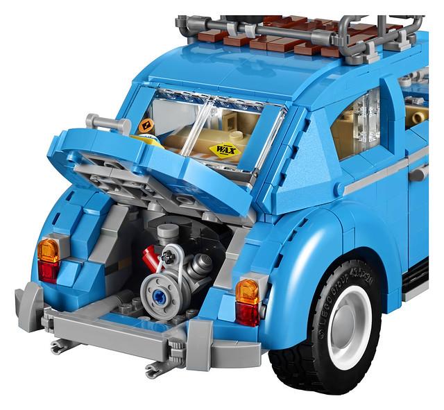 LEGO Creator Expert 10252 - Volkswagen Beetle