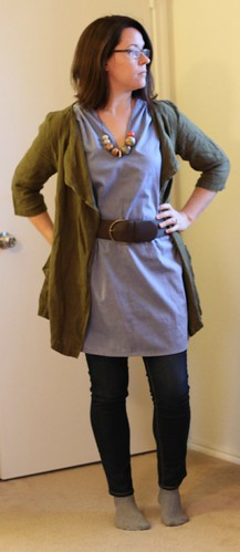 dec 8 endless summer tunic with jacket j | by wandering spirit designs
