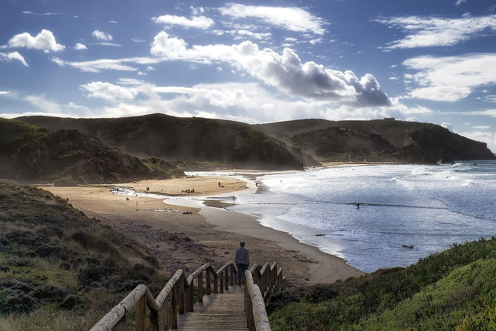 Praia do Amado,Costa Vicentina, Portugal
