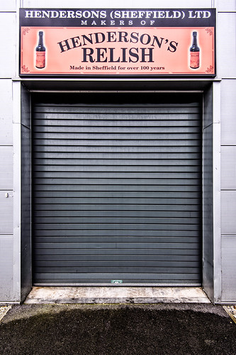 Henderson's Relish - The Door | by GR1CreativeMedia