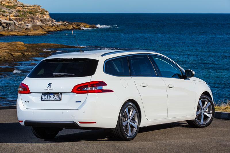. .. 2014 Peugeot 308 Allure Touring HDi: Austrālija \ u0027s Auto Sales - 2014. gada oktobrī - ar