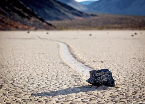 Race Track Death Valley http://instagram.com/ezumphoto | by Eric Zumstein