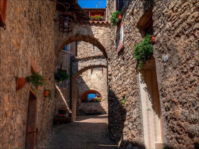 Canale - Village near Lago di Tenno #1