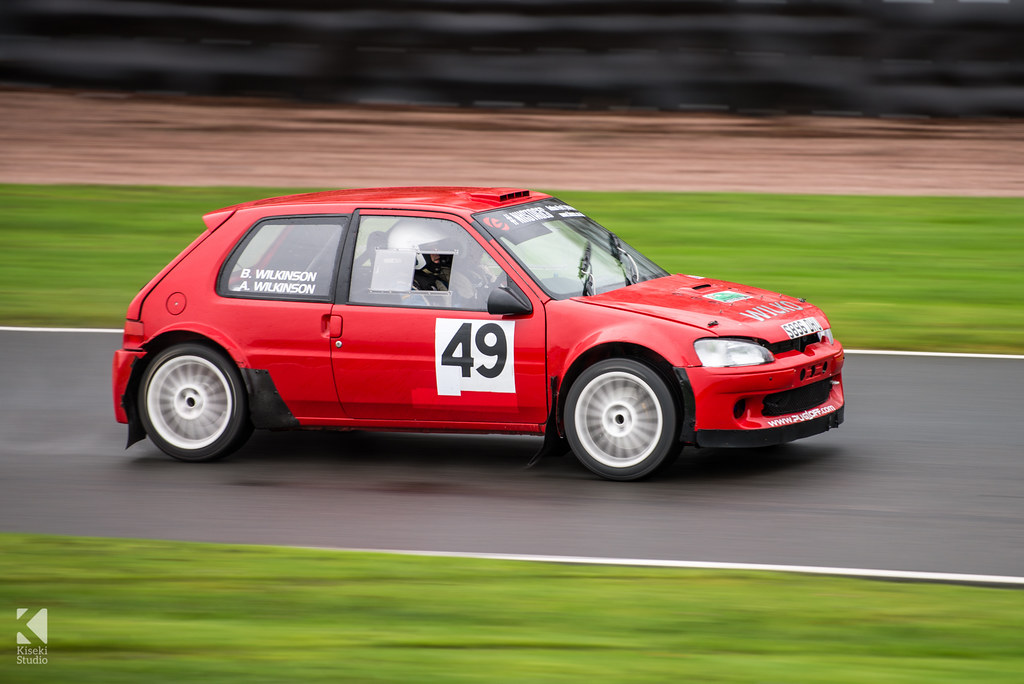 Peugeot 106 GTI Maxi Rally Car | Richard Raw | Flickr