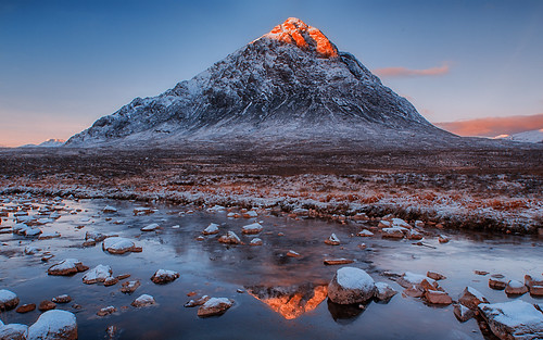 Fire Peak | by J McSporran
