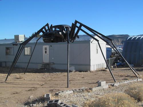 David Fambrough | VW Beetle Spider, 1979. 10087 Highway 50 ...
