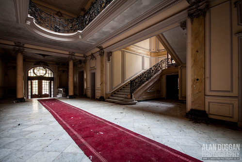 Derelict, Chateau Lumiere | by DugieUK