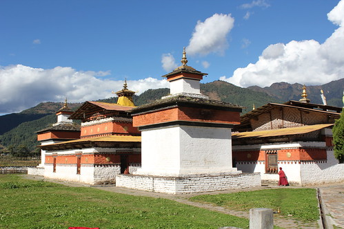 Around Jakar, Jambay Lhakhang | by Arian Zwegers