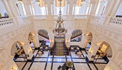 Amstel Hotel Inside