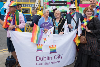 PRIDE PARADE AND FESTIVAL [DUBLIN 2016]-118031 | by infomatique