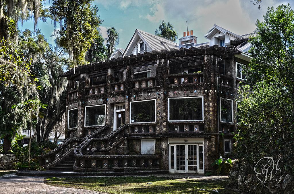 Bartow Wonder House Florida Exterior View Lámina