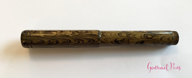 Review Peyton Street Pens Range Monterey Fountain Pen 036