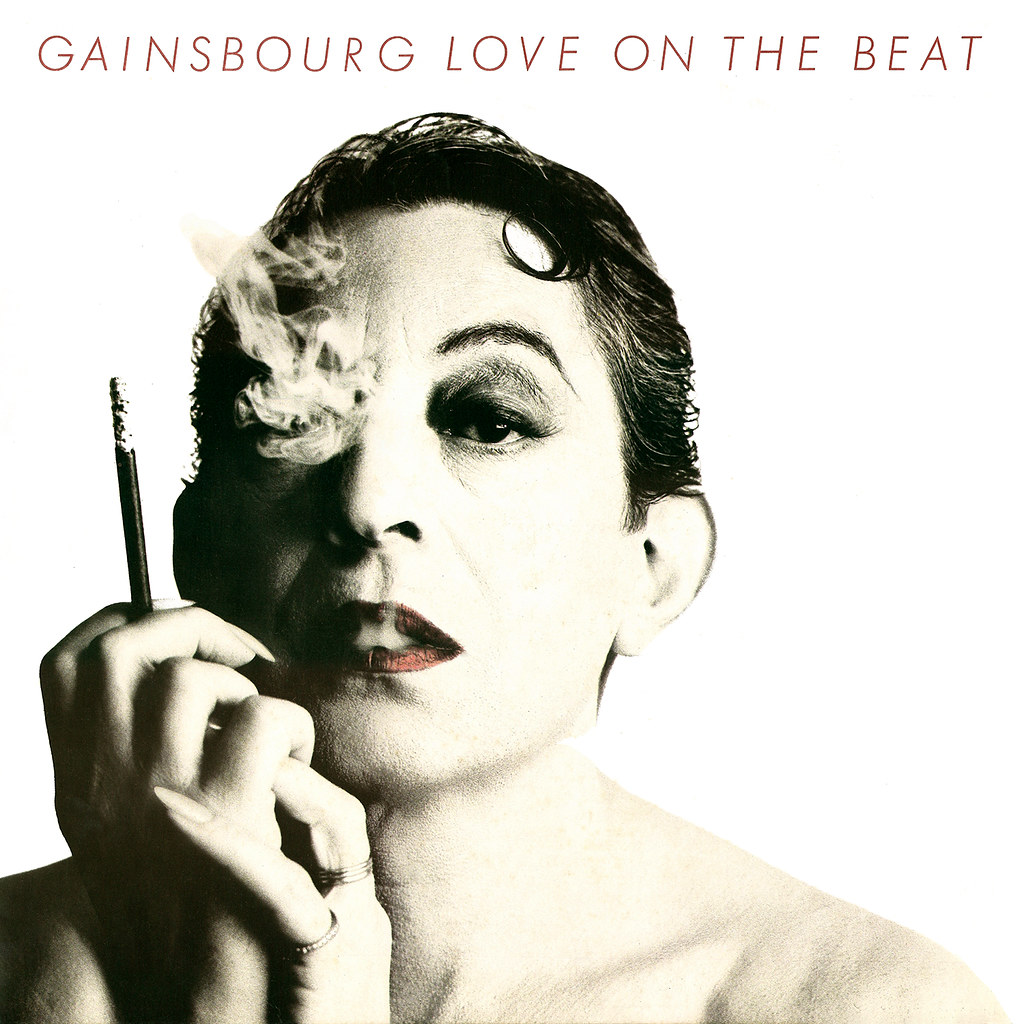 Serge Gainsbourg - Love on the Beat