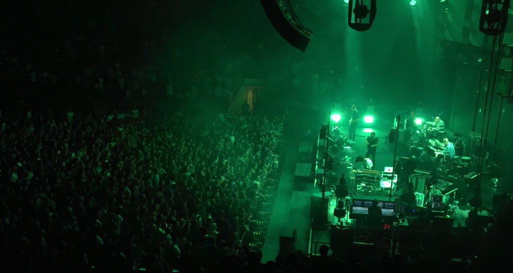 Radiohead - Madison Square Garden NYC: 26 July 2016 | Flickr