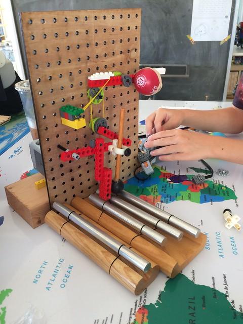 LEGO Tinkering With Soren