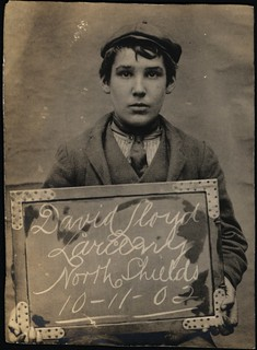 David Lloyd, arrested for stealing brushes and a box | by Tyne & Wear Archives & Museums