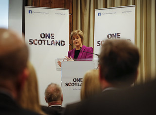 Nicola Sturgeon chairs first Forum meeting as First Minister | by Scottish Government