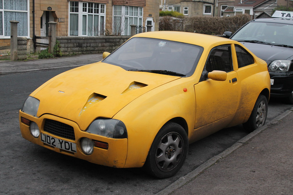 Midas This Wins The Award For The Worst Looking Car I Flickr - Cool cars made in 2001