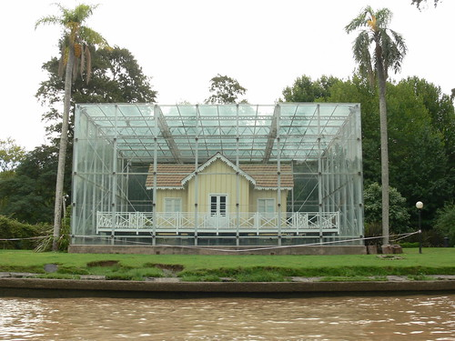La maison sous verre argentine house under glass flickr - Maison argentine ...