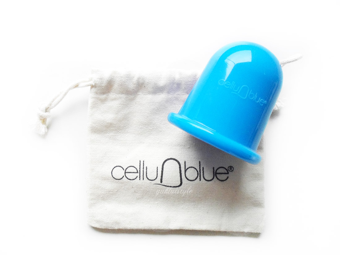 Anti-cellulite CelluBlue Cup review