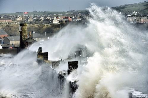 Copyright Paul Kingston. Storms Cumbria
