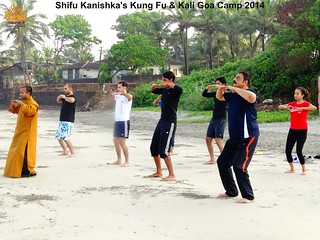 Shifu Kanishka Corporate Qi Gong | by INDIAN SHAOLIN